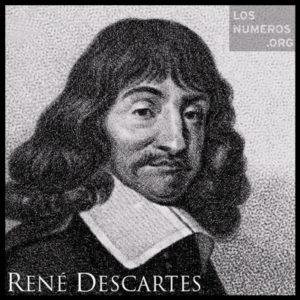 Rene Descartes creo los números imaginarios