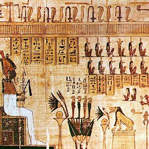 Los Egipcios se caracterizaron por el alto grado de matemáticas